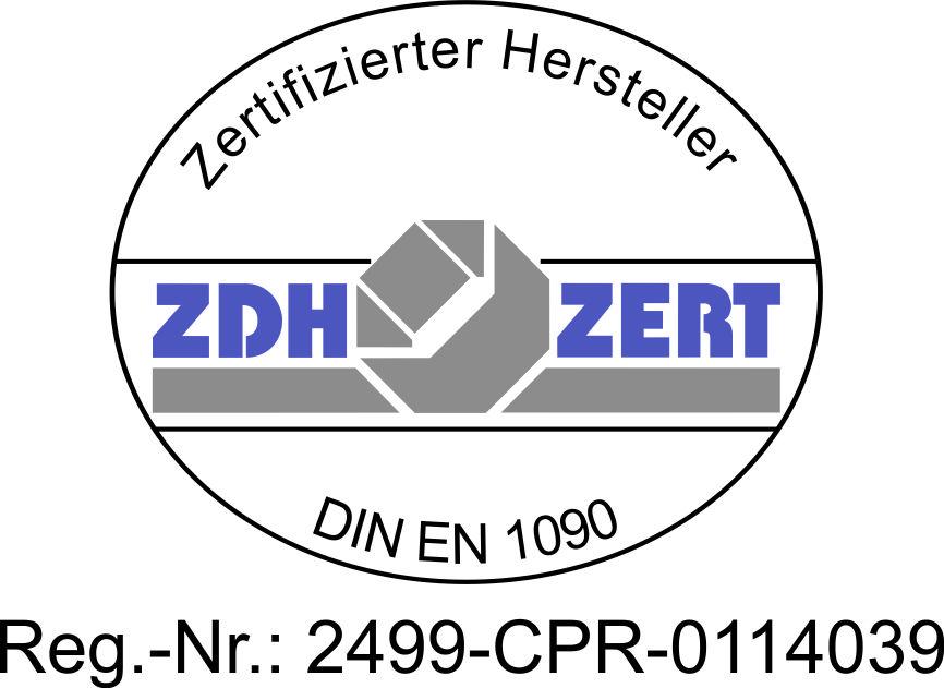ZDH Zert Logo